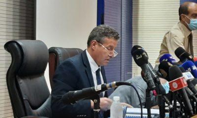 © Le Procureur général près la Cour d'Alger, Mourad Sid Ahmed