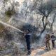 © INTERLIGNES | Les pompiers, soutenus par la population, combattent les feux de forêts