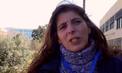 © DR | L'activiste et coprésidente du CMA Kamira Nait Sid