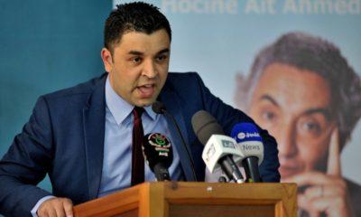 © DR | le premier secrétaire du Front des forces socialistes, Youcef Aouchiche