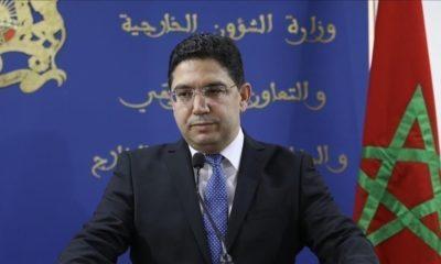 © DR | le ministre marocain des Affaires Étrangères Nacer Bourita